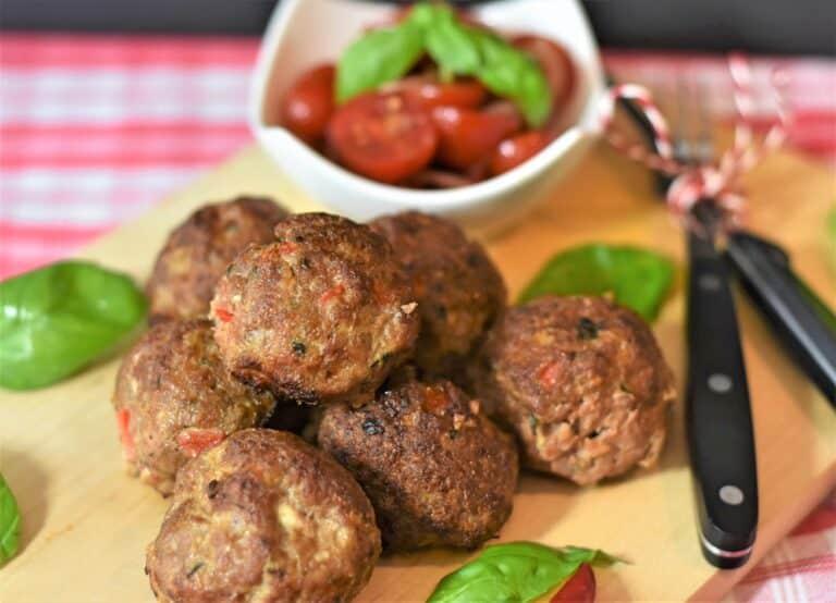 meatballs, flesh, minced meat