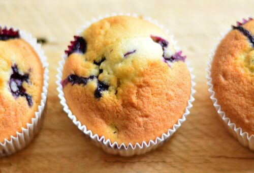 muffins, blueberry muffins, cakes